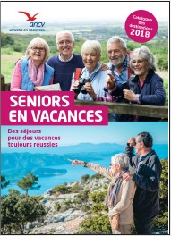 Catalogue Seniors en Vacances 2018