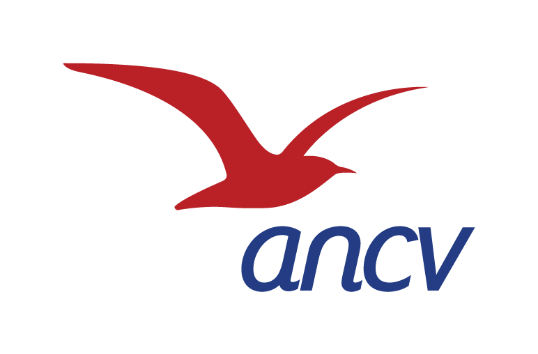 camping domaine le vernis : LOGO ANCV